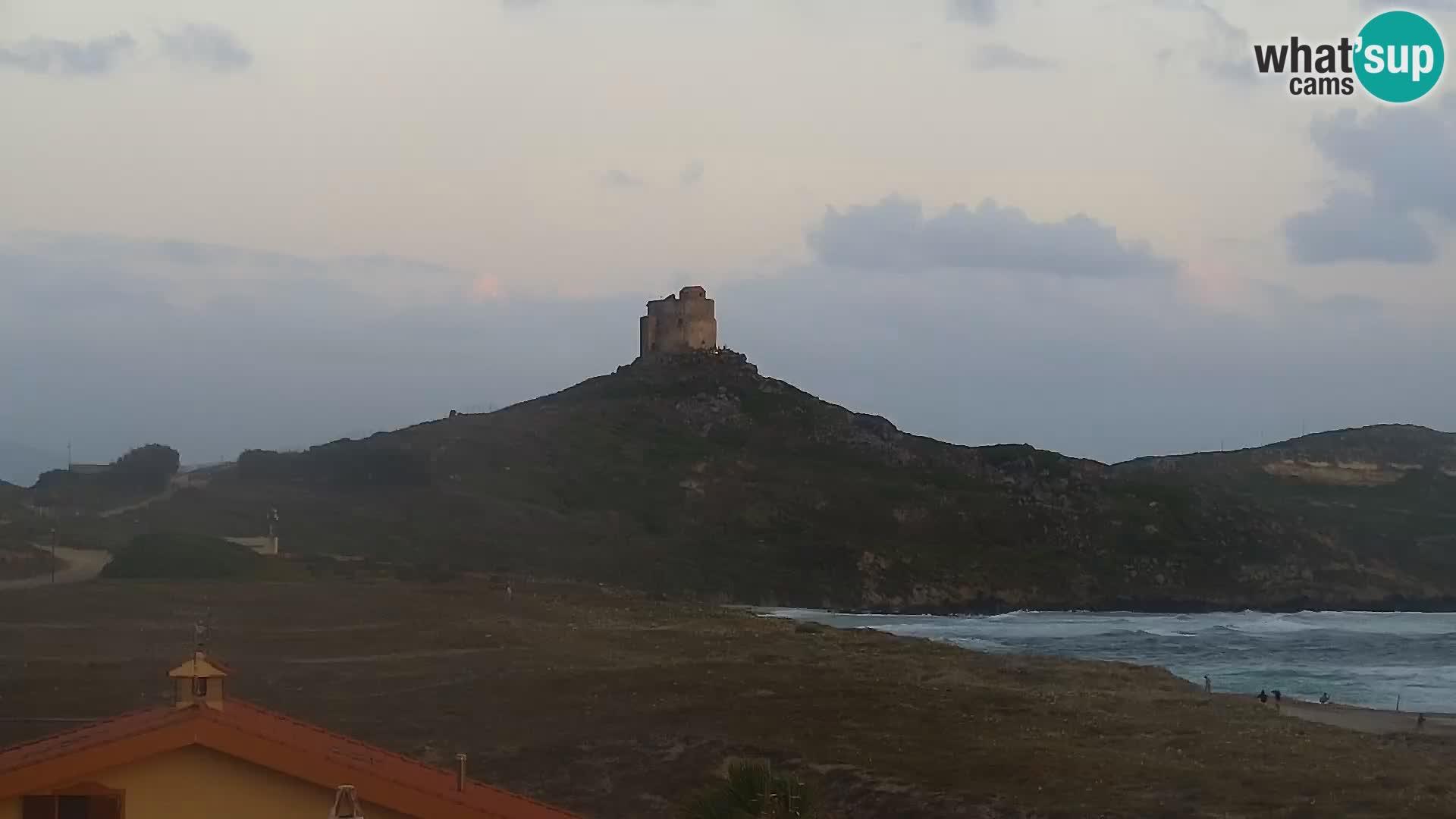 Web kamera uživo Plaža San Giovanni di Sinis – Oristano – Sardinija Turizam Italija