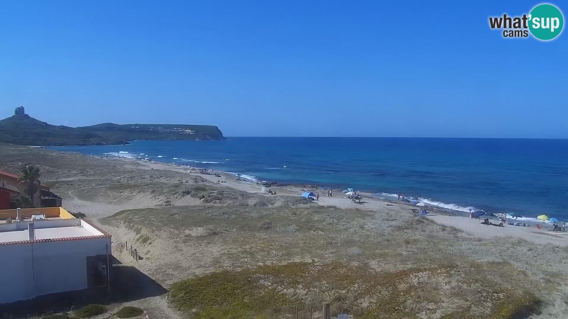 Live Webcam Strand San Giovanni di Sinis – Oristano – Sardinien Tourismus Italien