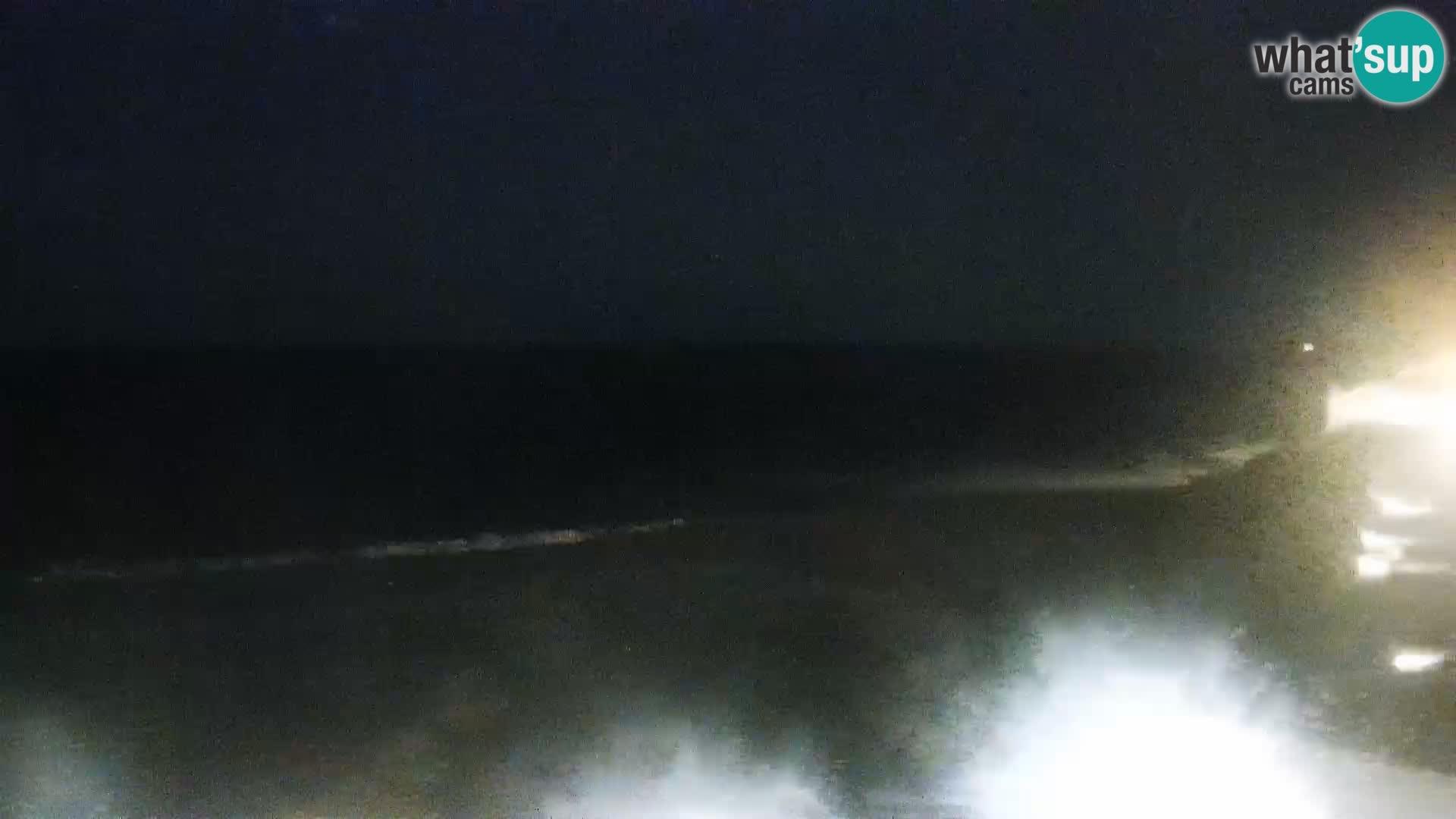 Webcam en direct Plage de San Giovanni di Sinis – Oristano – Sardaigne Tourisme Italie