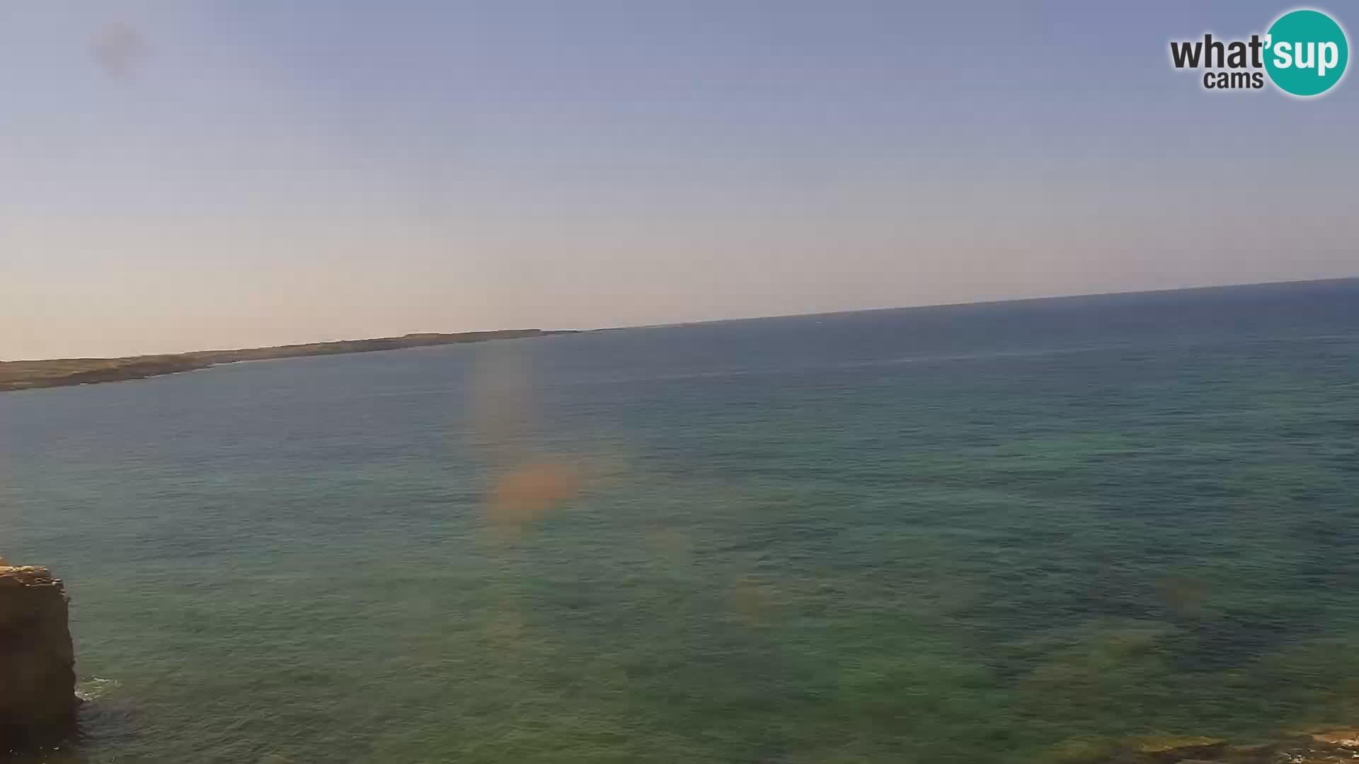 Webcam en direct Plage Putzu Idu – Arco di S'Architteddu – Oristano livecam Sardaigne – Italie