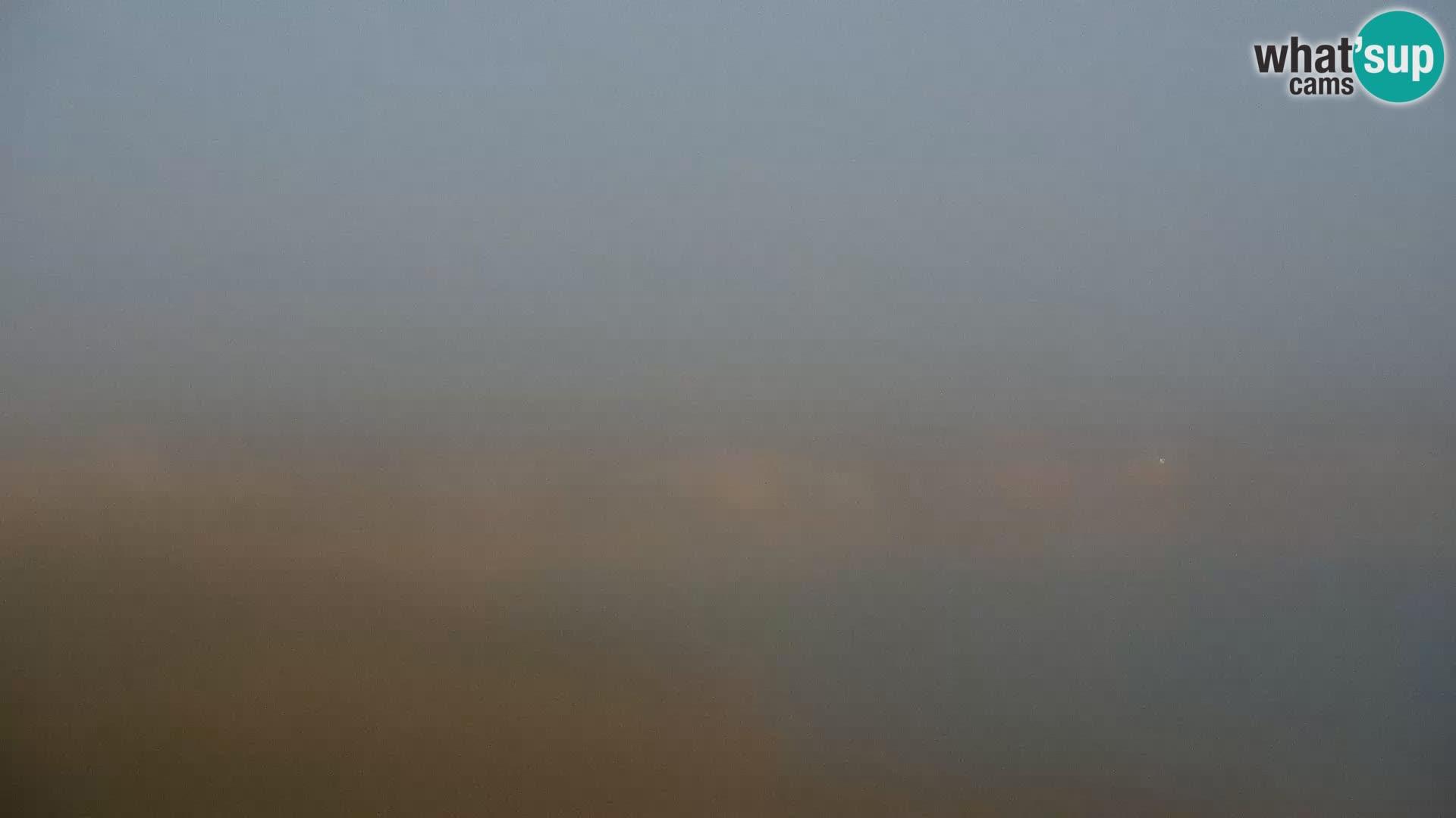 Live Webcam Putzu Idu beach – Arco di S'Architteddu – Oristano livecam Cerdeña – Italia