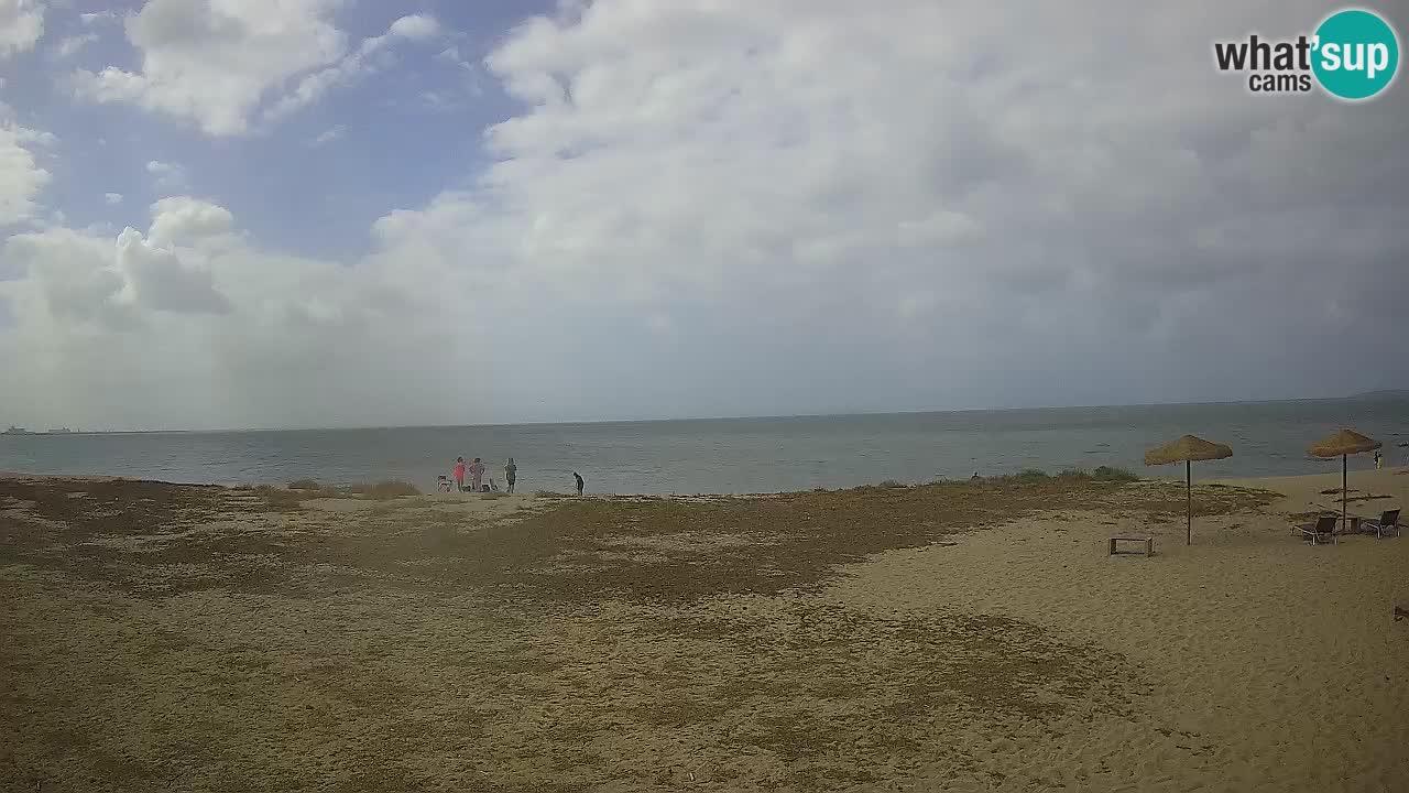 Live webcam Torre Grande beach Oristano – Sardinia – Italy