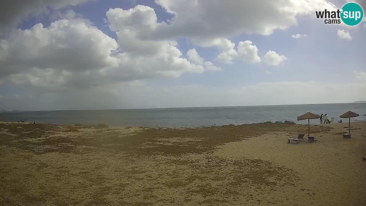Live webcam Torre Grande spiaggia Oristano – Sardegna