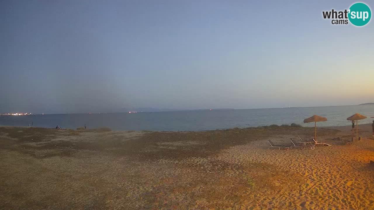 Camera en vivo Torre Grande playa Oristano – Cerdeña – Italia