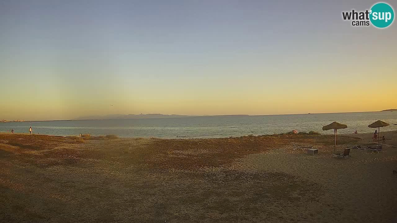 Web kamera Torre Grande plaža Oristano – Sardinija – Italija