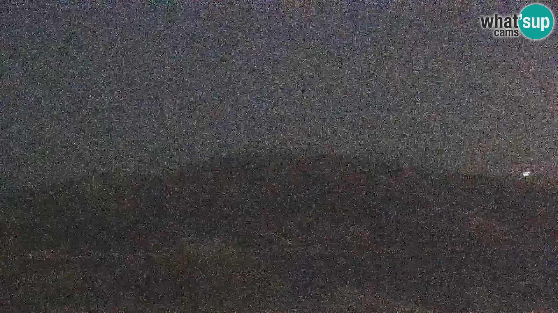 Livecam Porto Pollo plage Sardaigne webcam