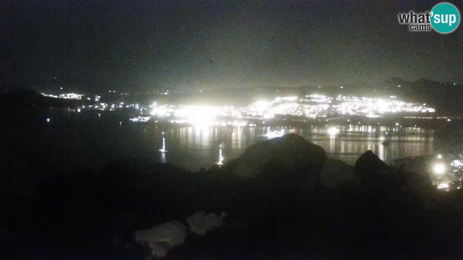 Punta Sardegna u živo la Vedetta – Palau – Maddalena – Sardinija
