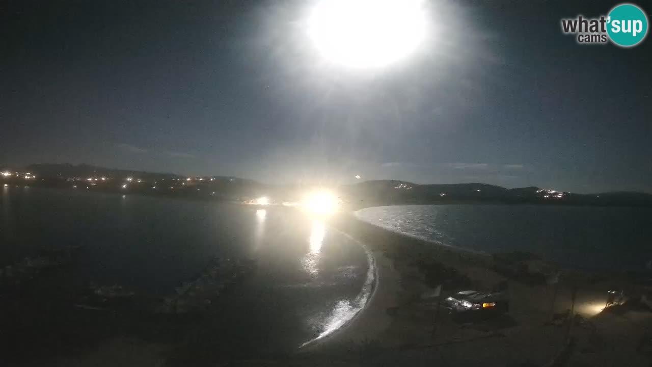L'Isuledda live webcam Isola dei Gabbiani – Porto Pollo – Palau – Sardinien – Italien