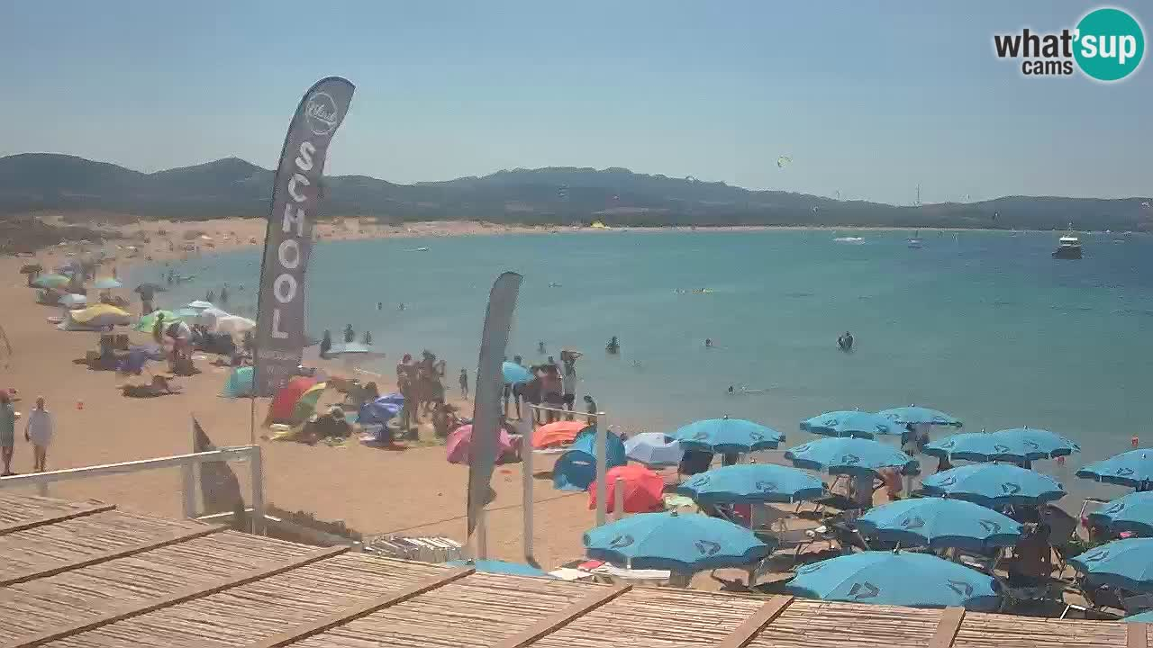 Livecam Isola dei Gabbiani – Wind bar – Porto Pollo – Palau – Sardinia – Italy
