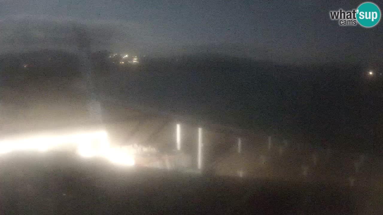 Live cam Isola dei Gabbiani – Wind bar – Porto Pollo – Palau – Sardaigne – Italie