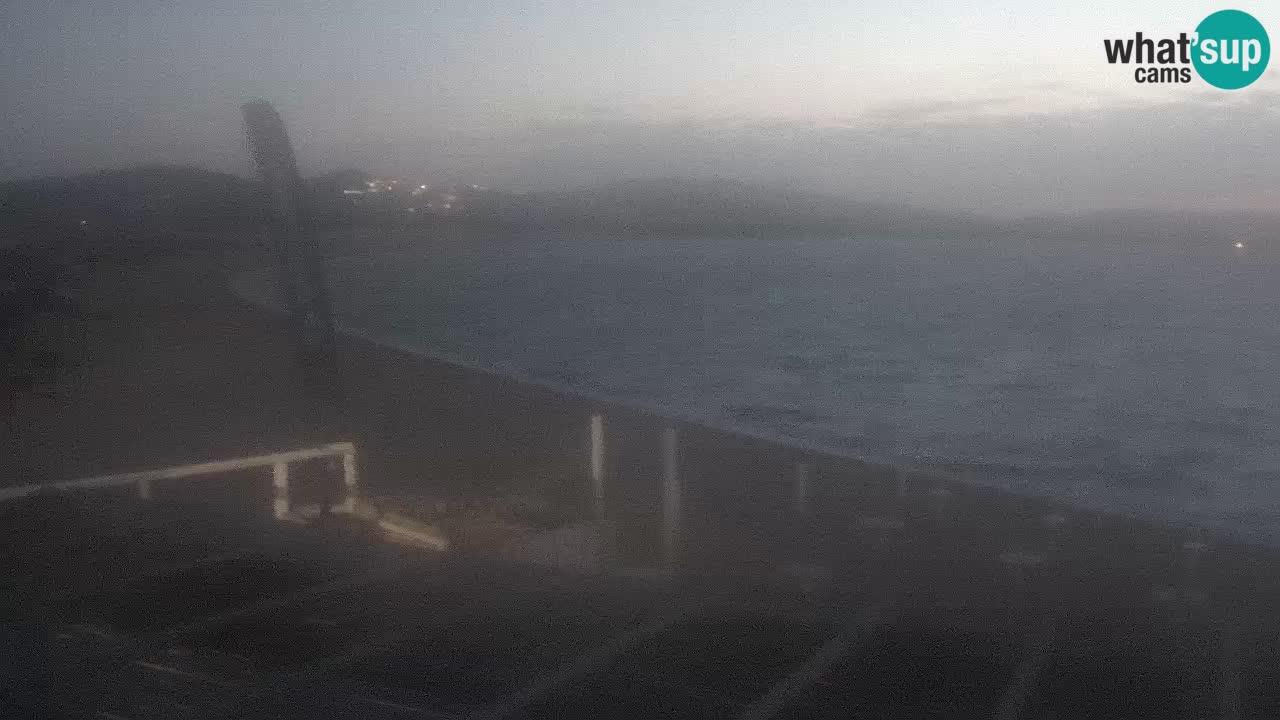 Livecam Isola dei Gabbiani – Wind bar – Porto Pollo – Palau – Sardegna