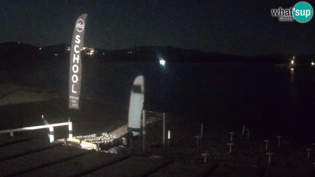 Isuledda webcam Porto Pollo Isola dei Gabbiani – Kitesurf side – Palau – Sardegna