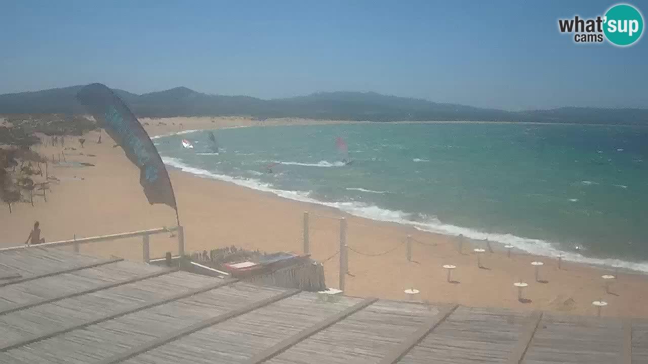 Isuledda webcam Porto Pollo Isola dei Gabbiani – Palau – Sardinia – Italy – Kitesurf Side