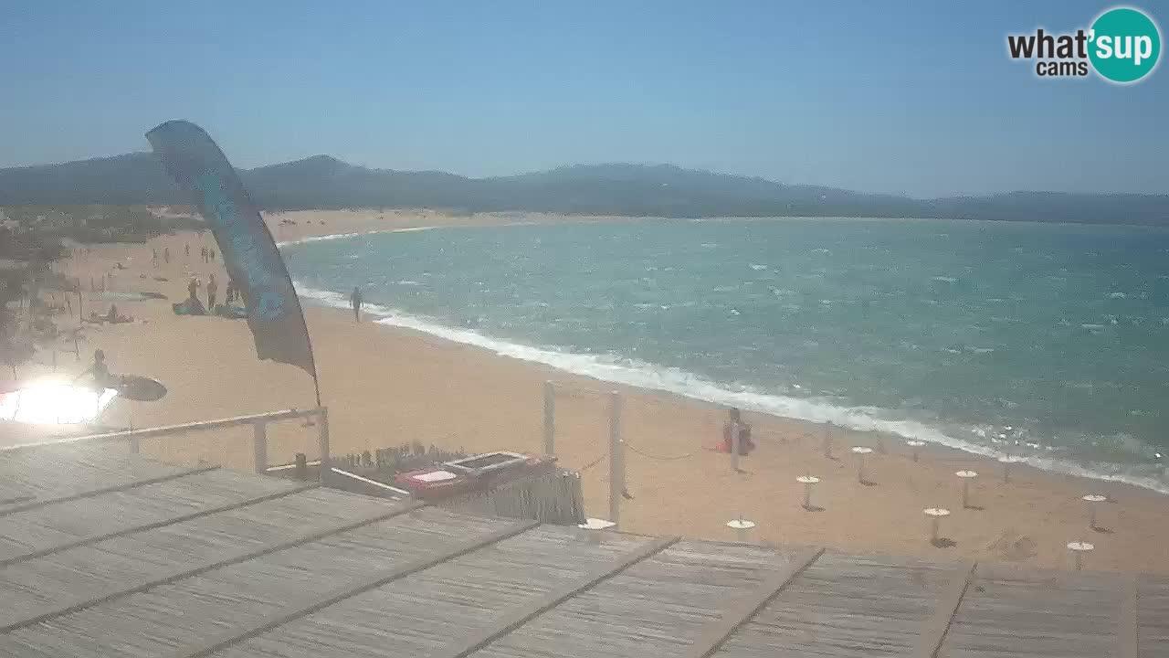 Camera en vivo Isola dei Gabbiani – Wind bar – Porto Pollo – Palau – Cerdeña – Italia