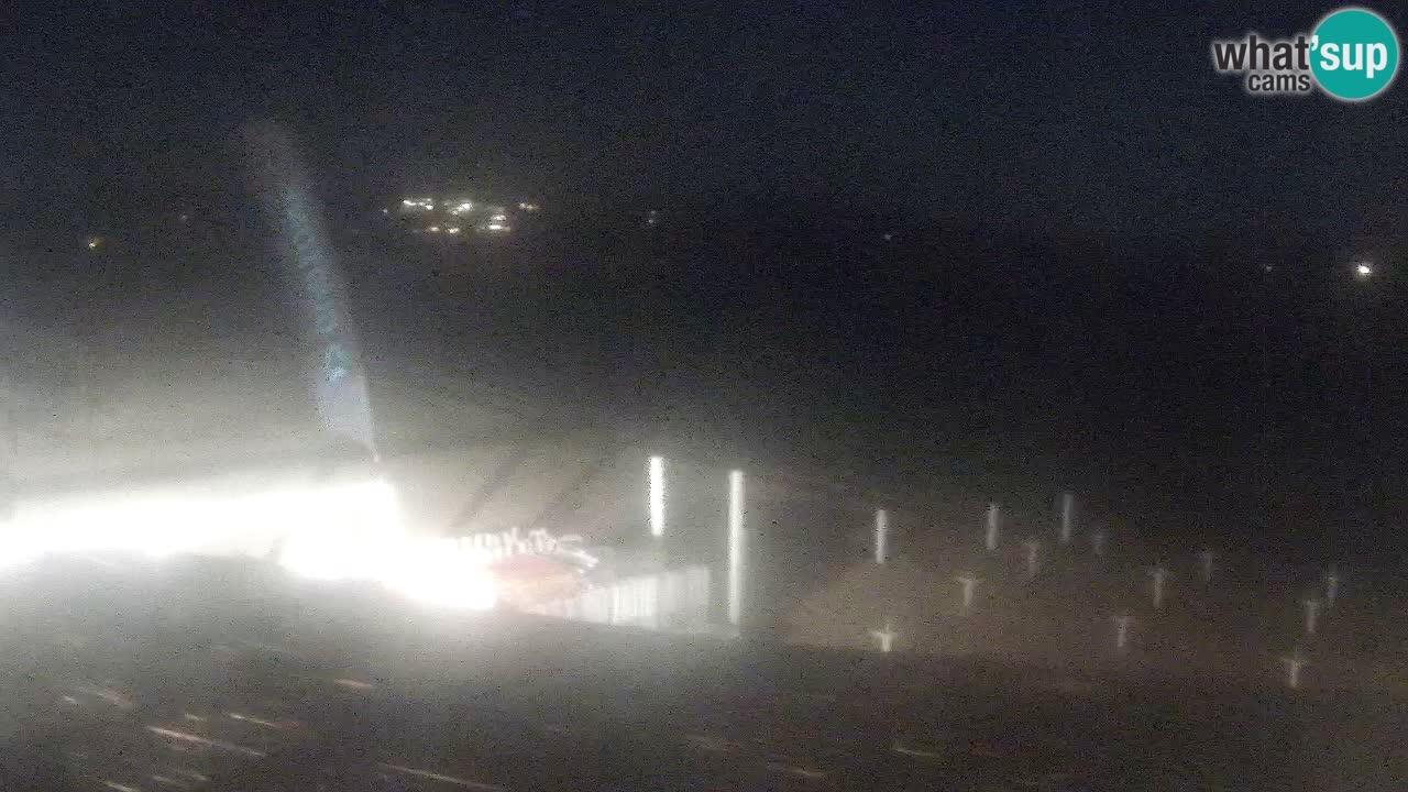 Isuledda en vivo Porto Pollo Isola dei Gabbiani – Kitesurf Side – Palau – Cerdeña – Italia