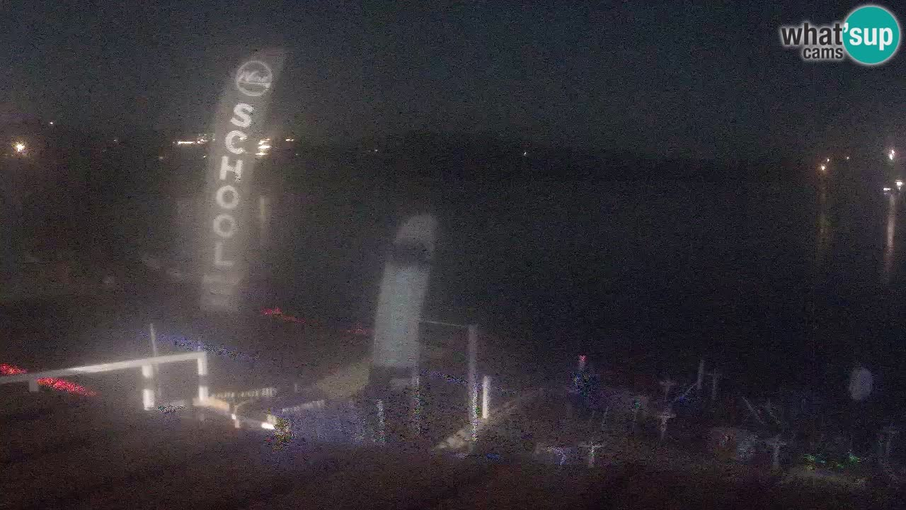 Isuledda webcam Porto Pollo Isola dei Gabbiani – Kitesurf Side – Palau – Sardinien – Italien