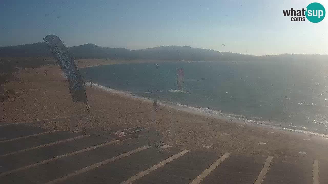 Live kamera Isola dei Gabbiani – Wind bar – Porto Pollo – Palau – Sardinien – Italien