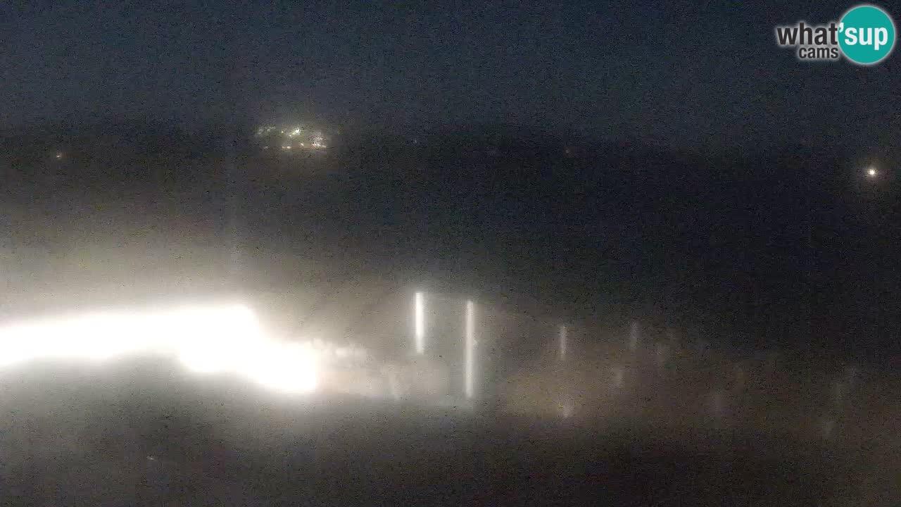 Isuledda web kamera Porto Pollo Isola dei Gabbiani – Kitesurf Side – Palau – Sardinija – Italija