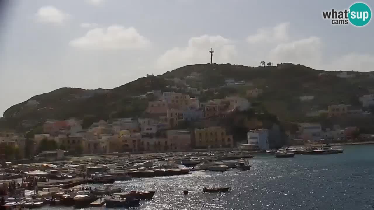 Insel Ponza – Port