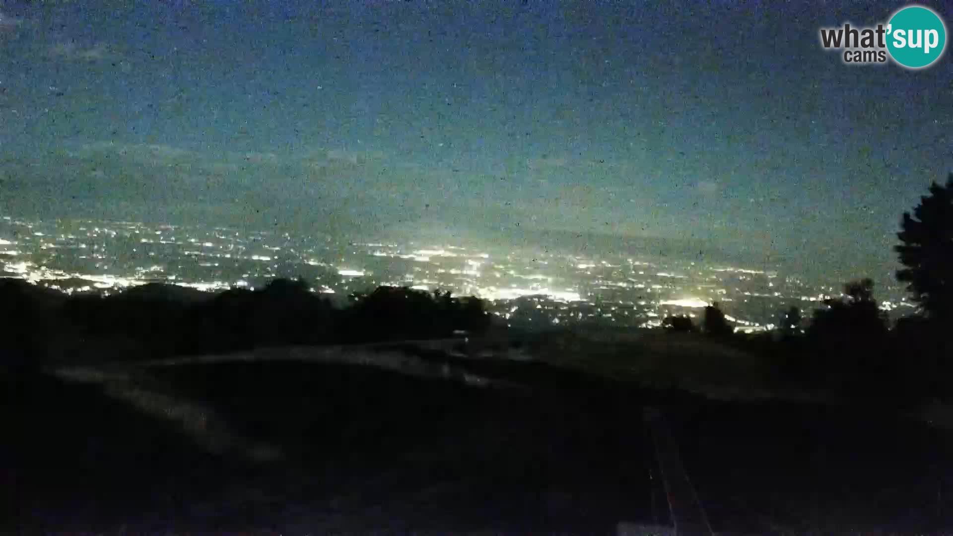 Spletna kamera Mont Alpet – Roburent – Cuneo