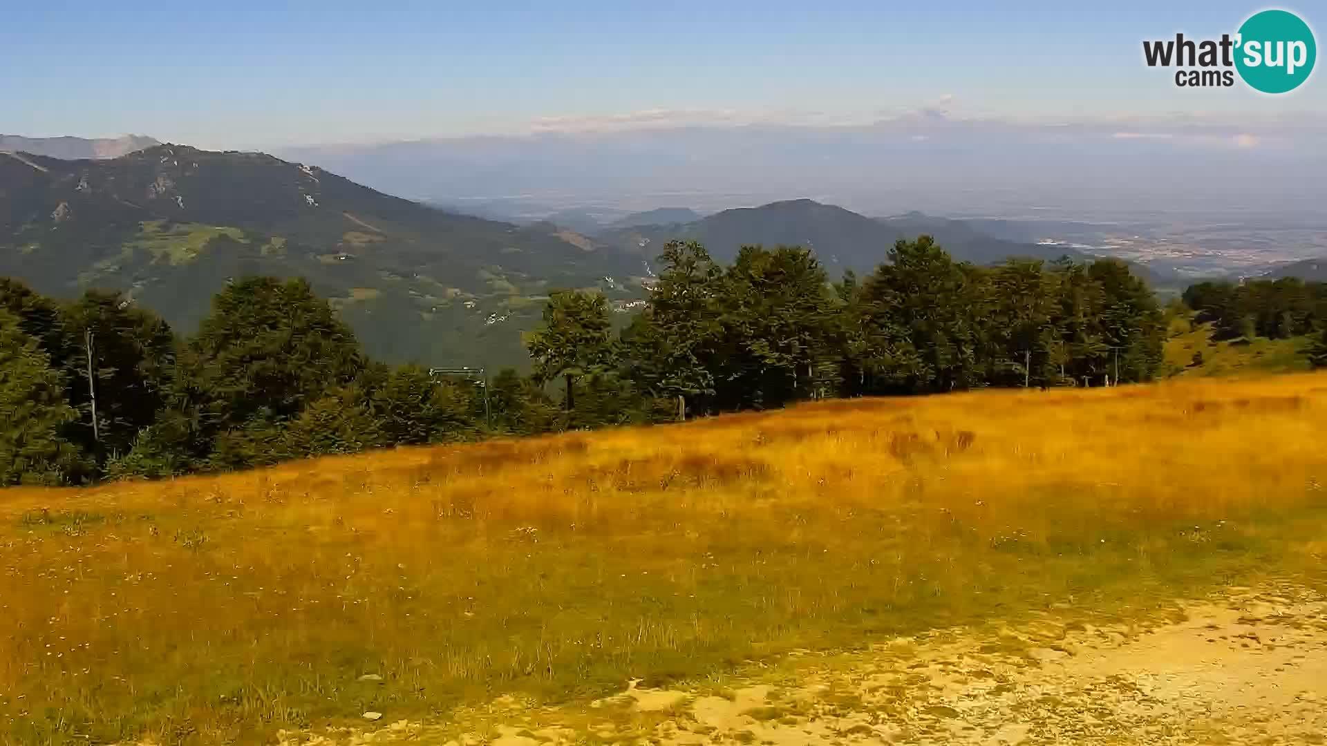 Web kamera Mont Alpet – Roburent – Cuneo