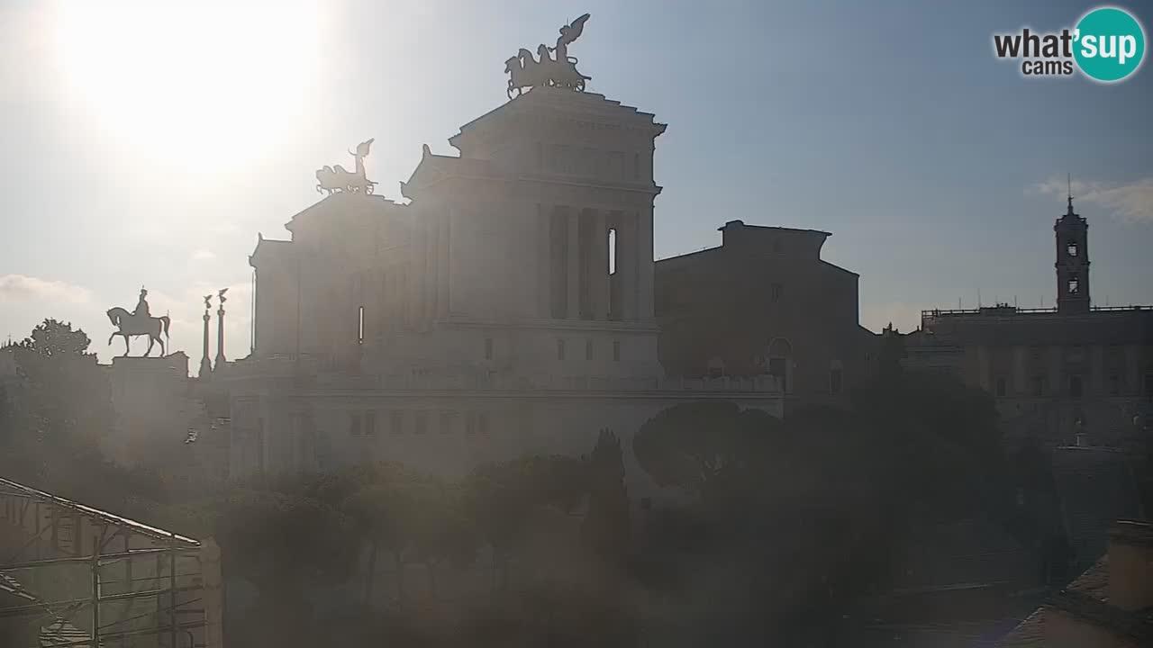 Webcam Roma, Altare della Patria - What´s Up Cams