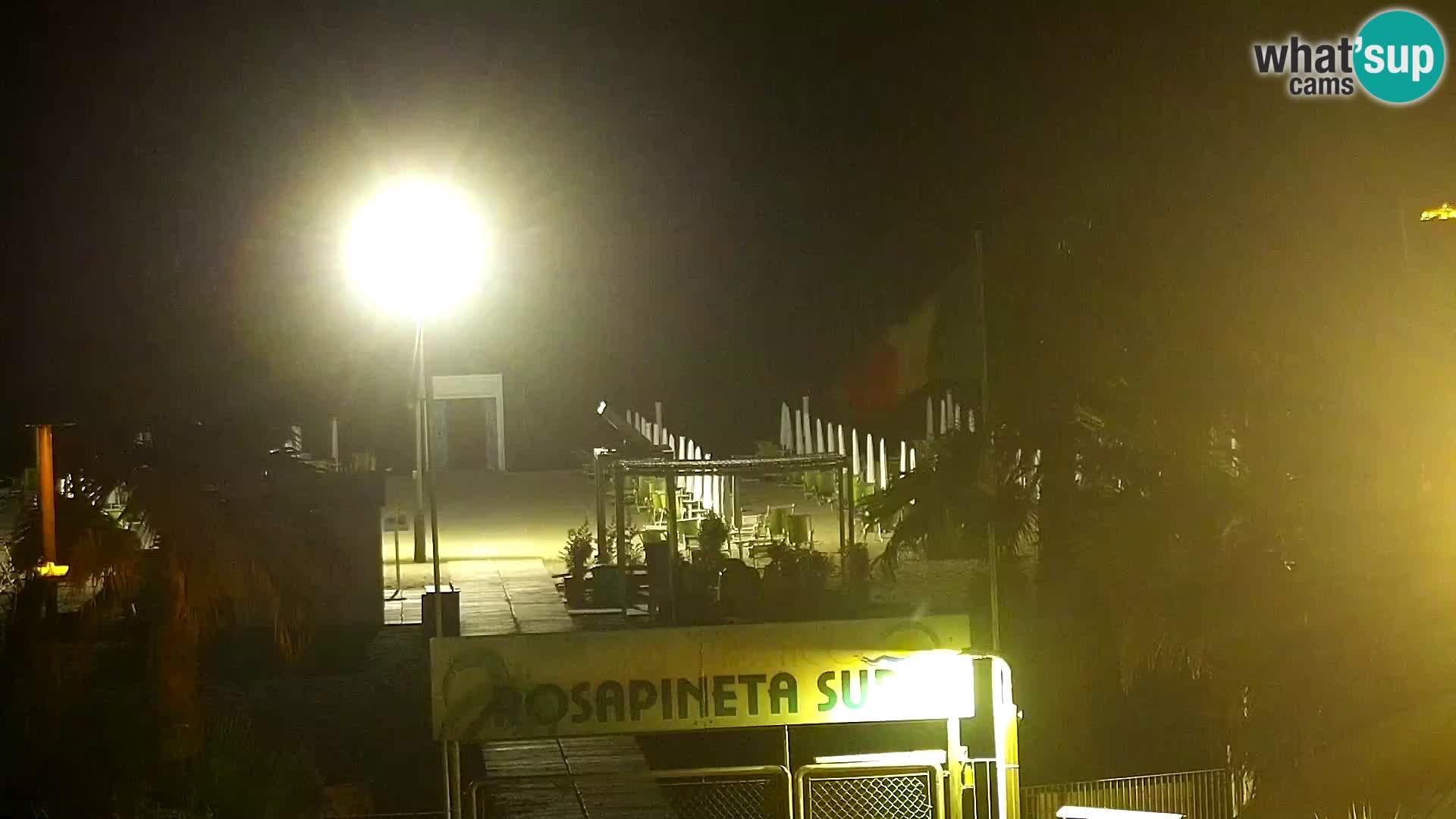 Resort Rosapineta Sud – livecam