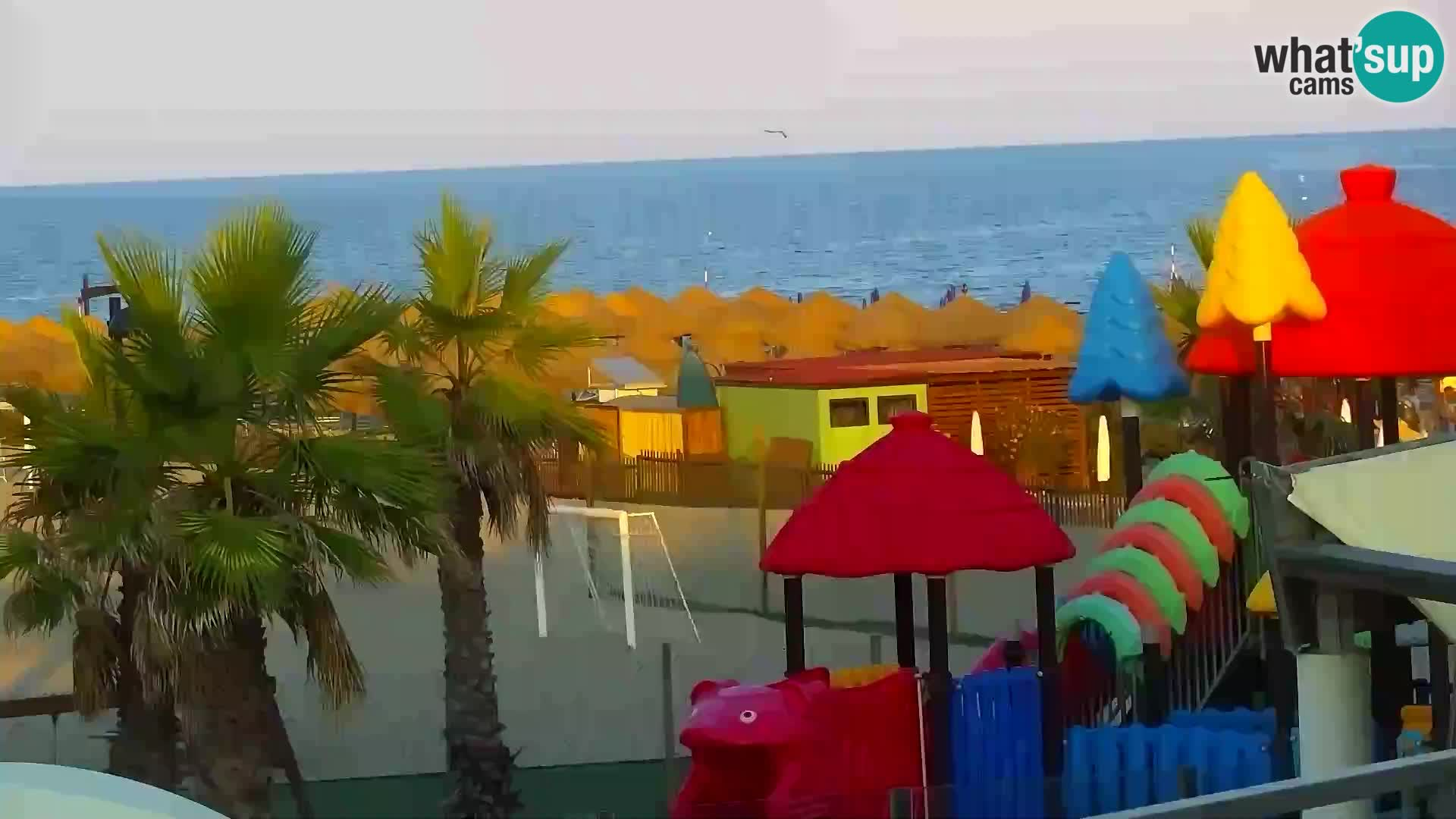 Feriendorf Rosapineta Sud – webcam
