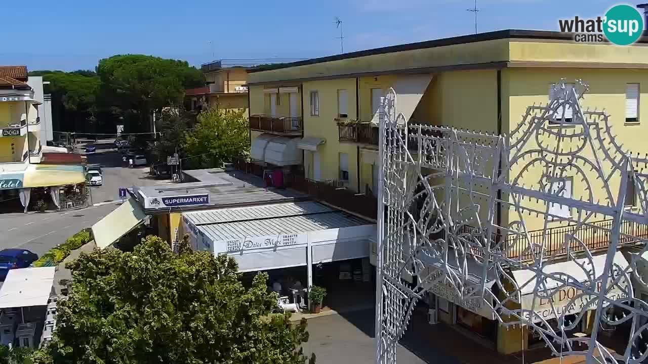 Web kamera Rosolina mare