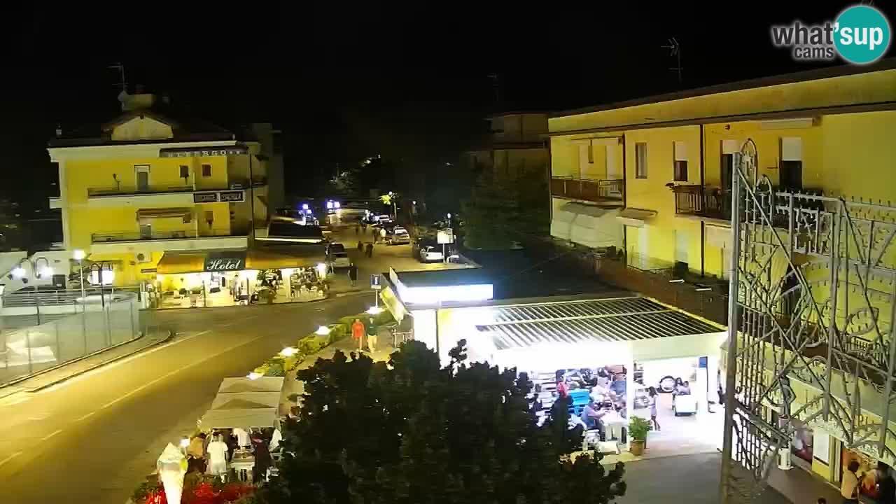 LIVE Webcam Rosolina mare – City center