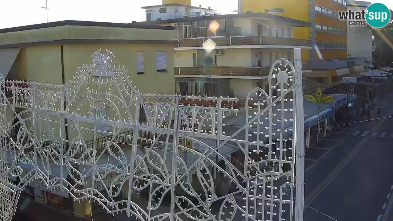 Livecam Rosolina mare webcam – Centro citta