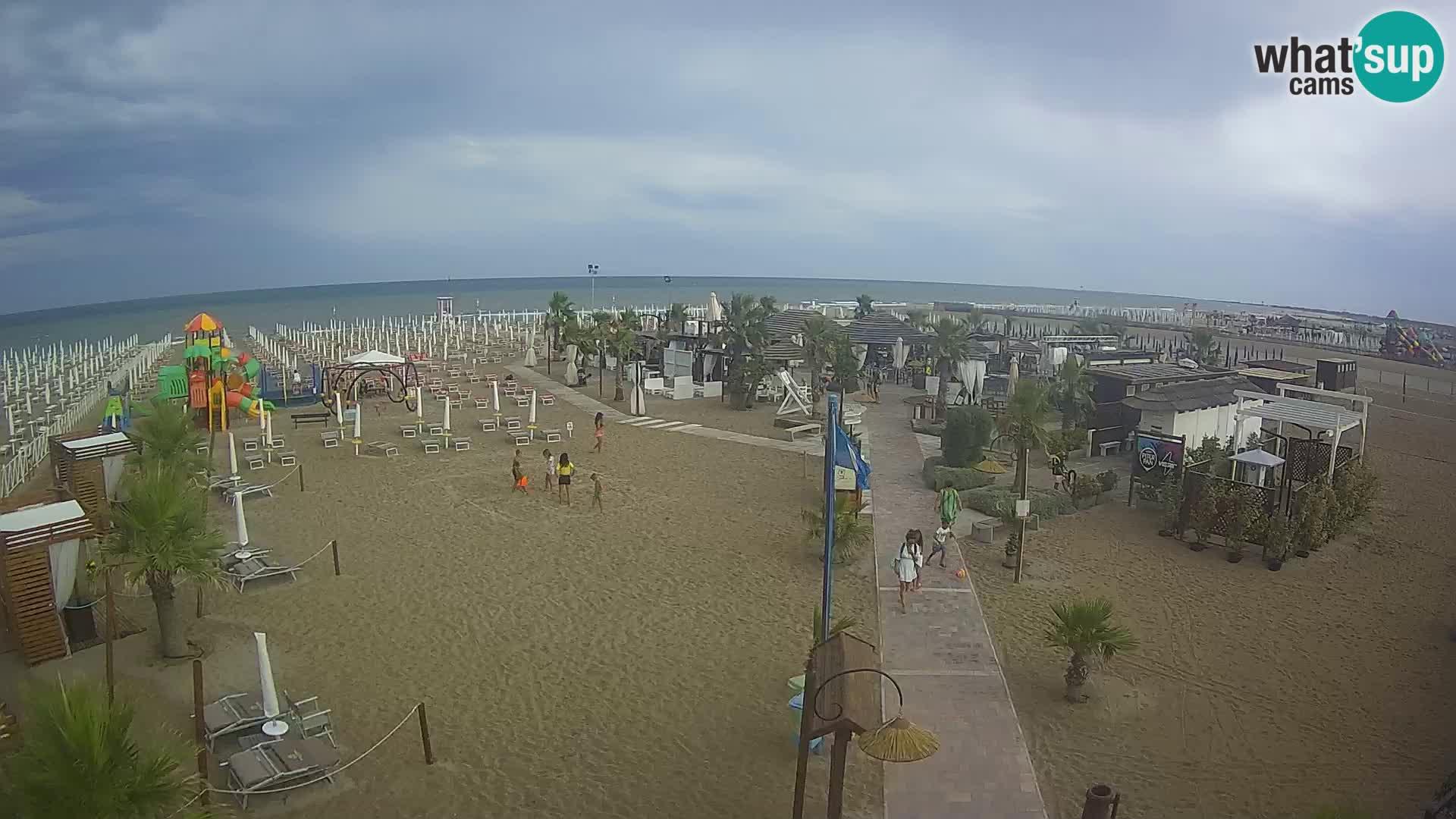 Live Bagno Primavera Beach – Piazzale Europa Rosolina Mare webcam