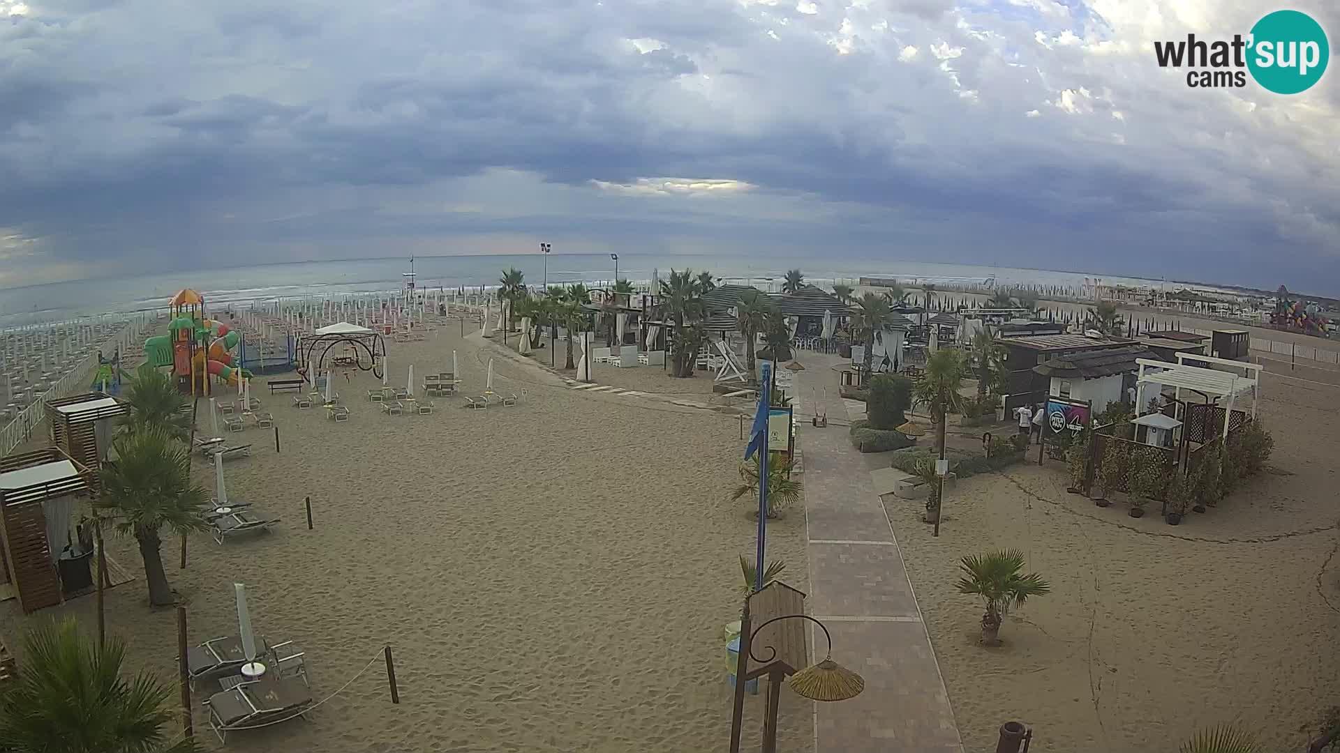 U živo Bagno Primavera Beach – Piazzale Europa Rosolina Mare