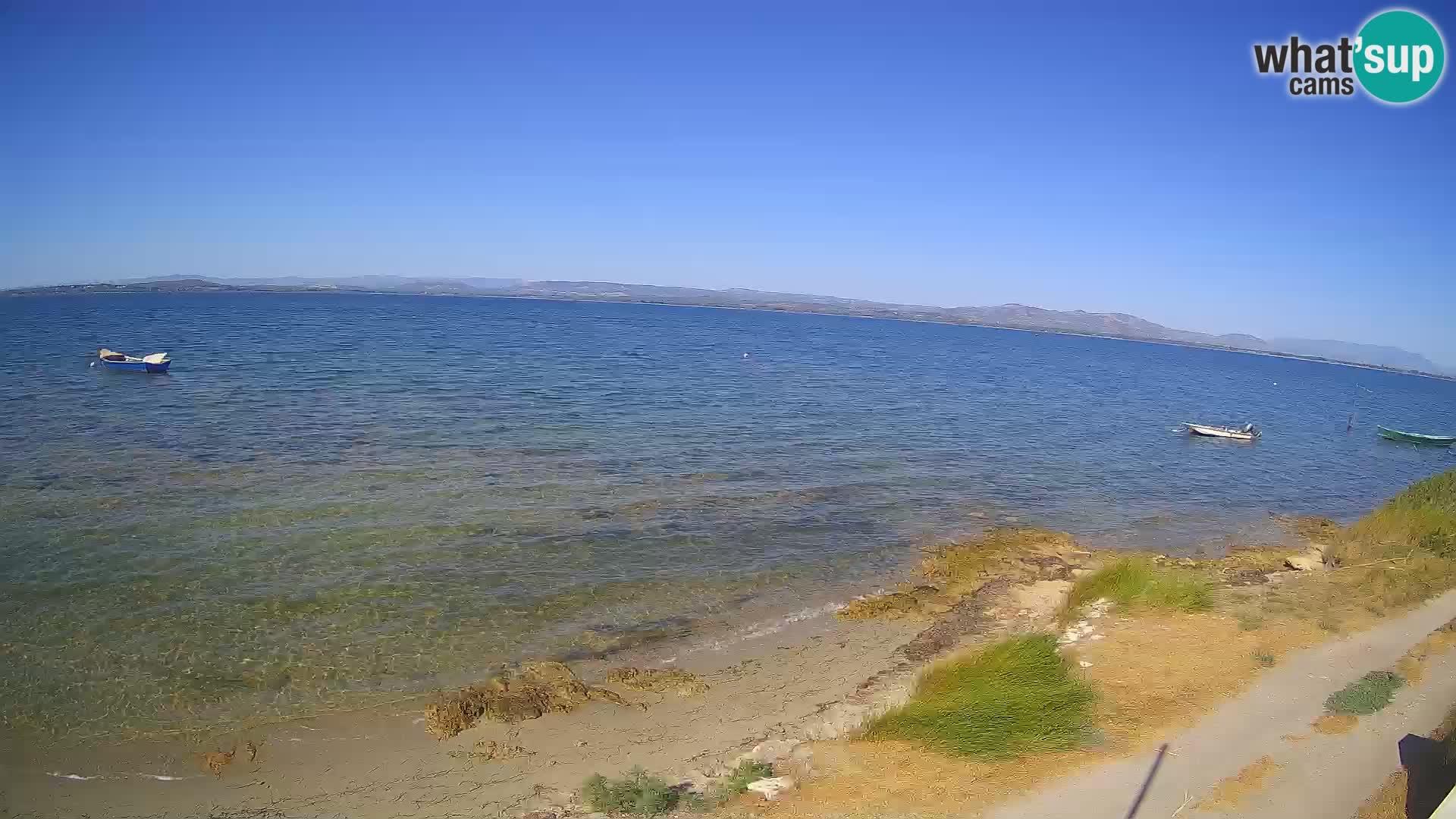 Windsurfing Club Sa Barra Webcam live Sant'Antioco – Sardinien – Italien