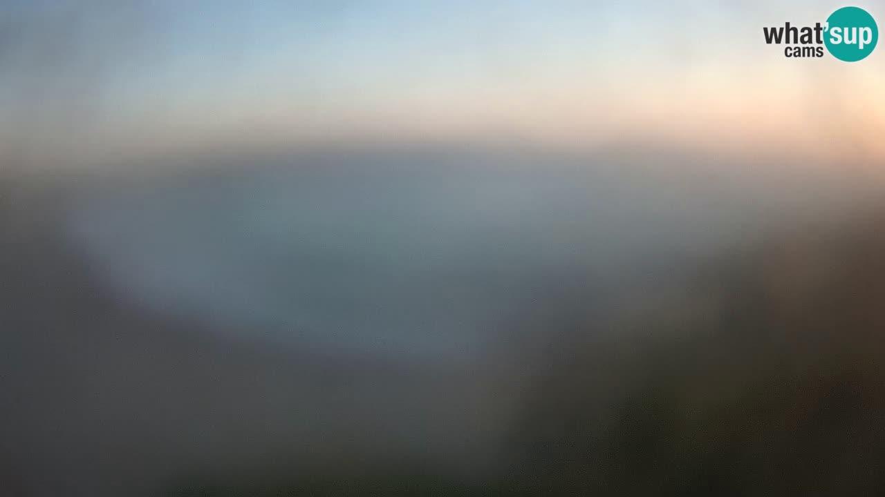 Spiaggia La Liccia webcam Rena Majore – Santa Teresa Gallura livecam Sardegna