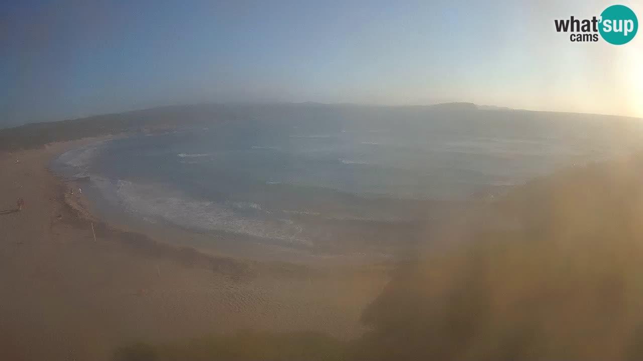 La Liccia beach webcam Rena Majore – Santa Teresa Gallura livecam Sardinia