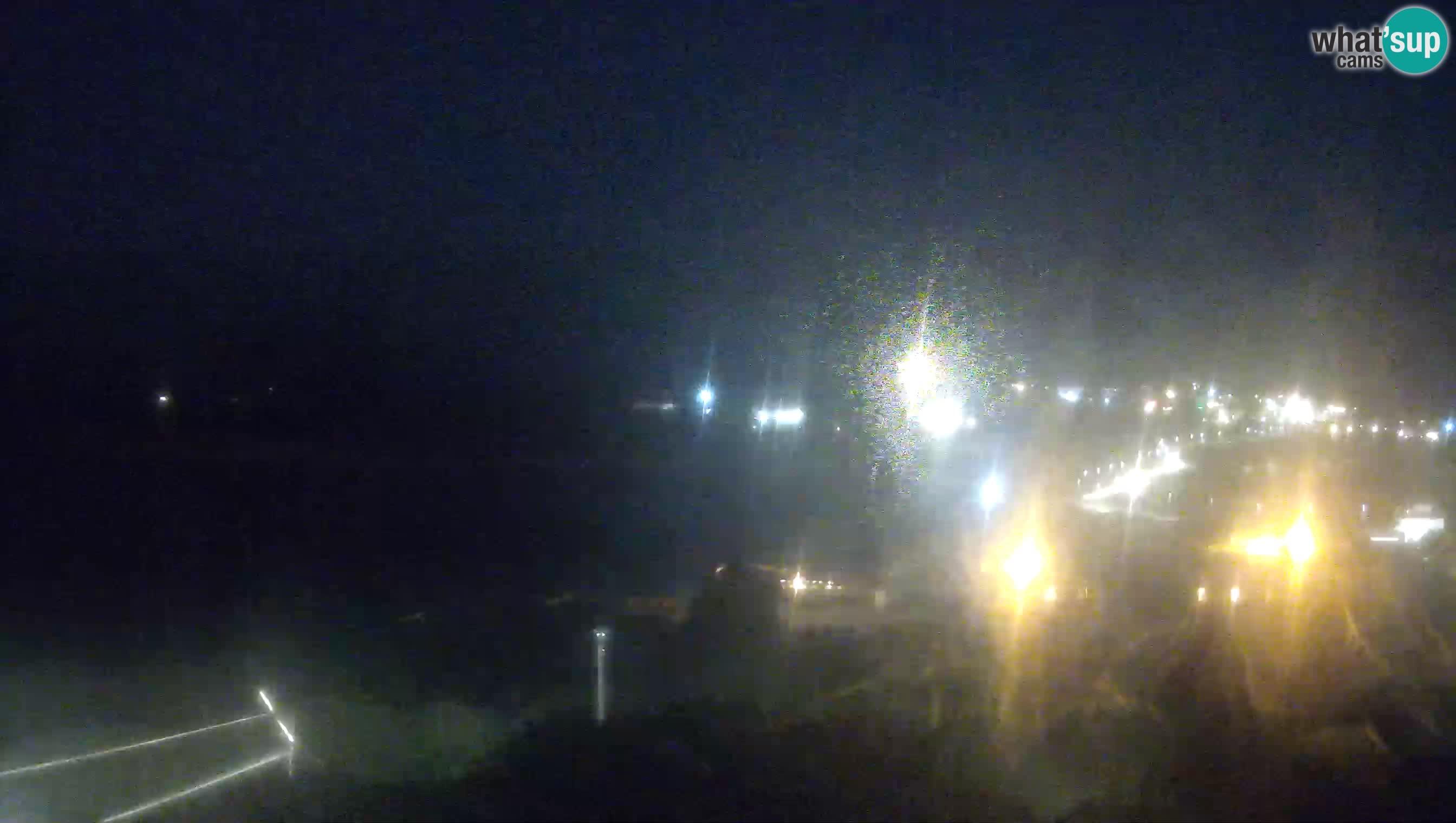 Webcam en vivo Capo Testa la playa de 2 mar – Santa Teresa Gallura – livecam Sardinia