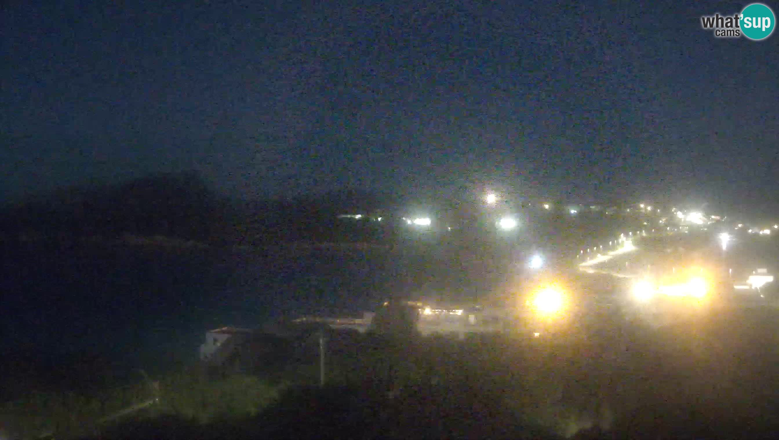 Spletna kamera v živo Capo Testa plaža dveh morij – Santa Teresa Gallura – Sardinija