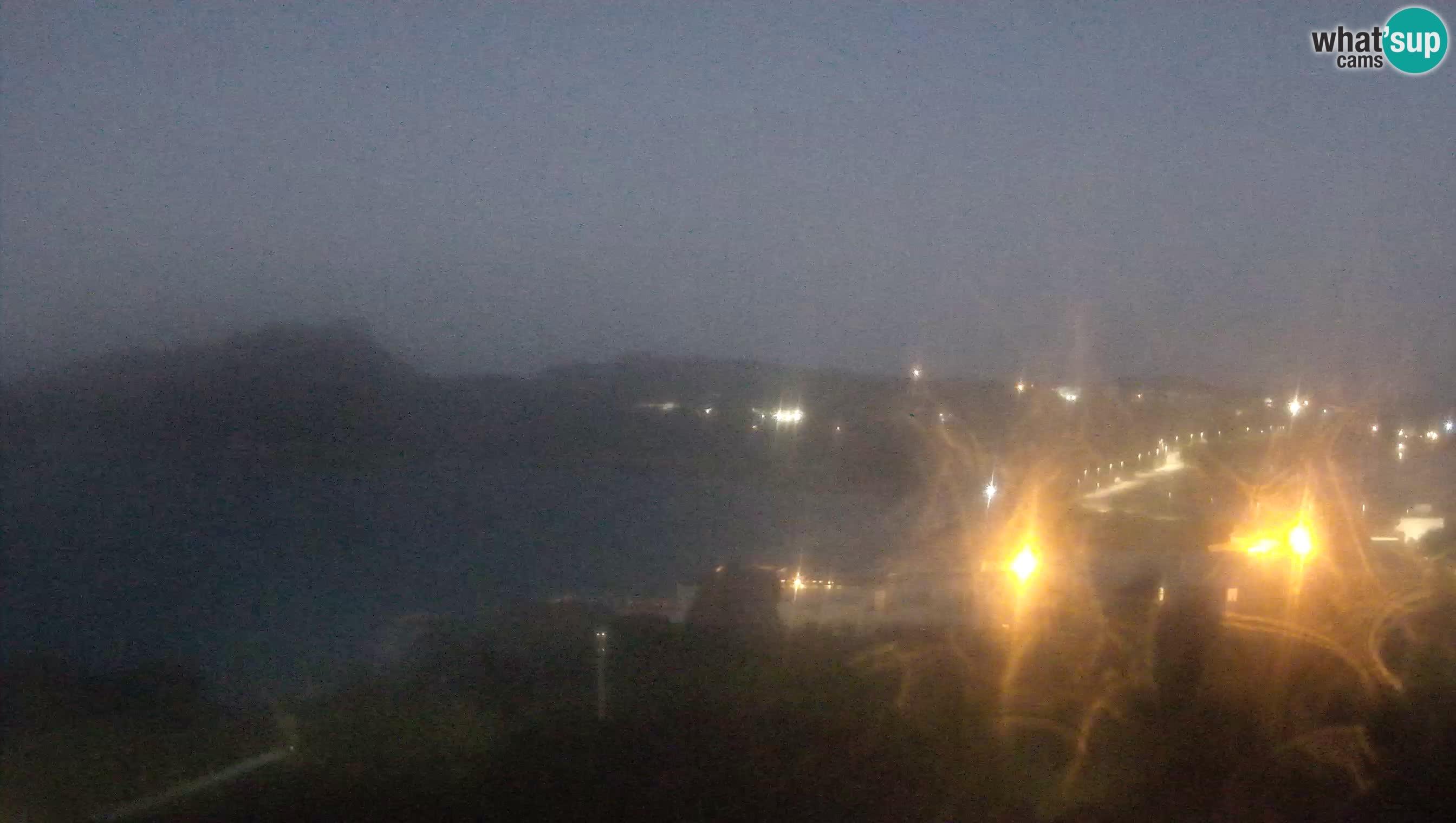 Web kamera uživo Capo Testa plaža s 2 mora – Santa Teresa Gallura – kamera uživo Sardinija