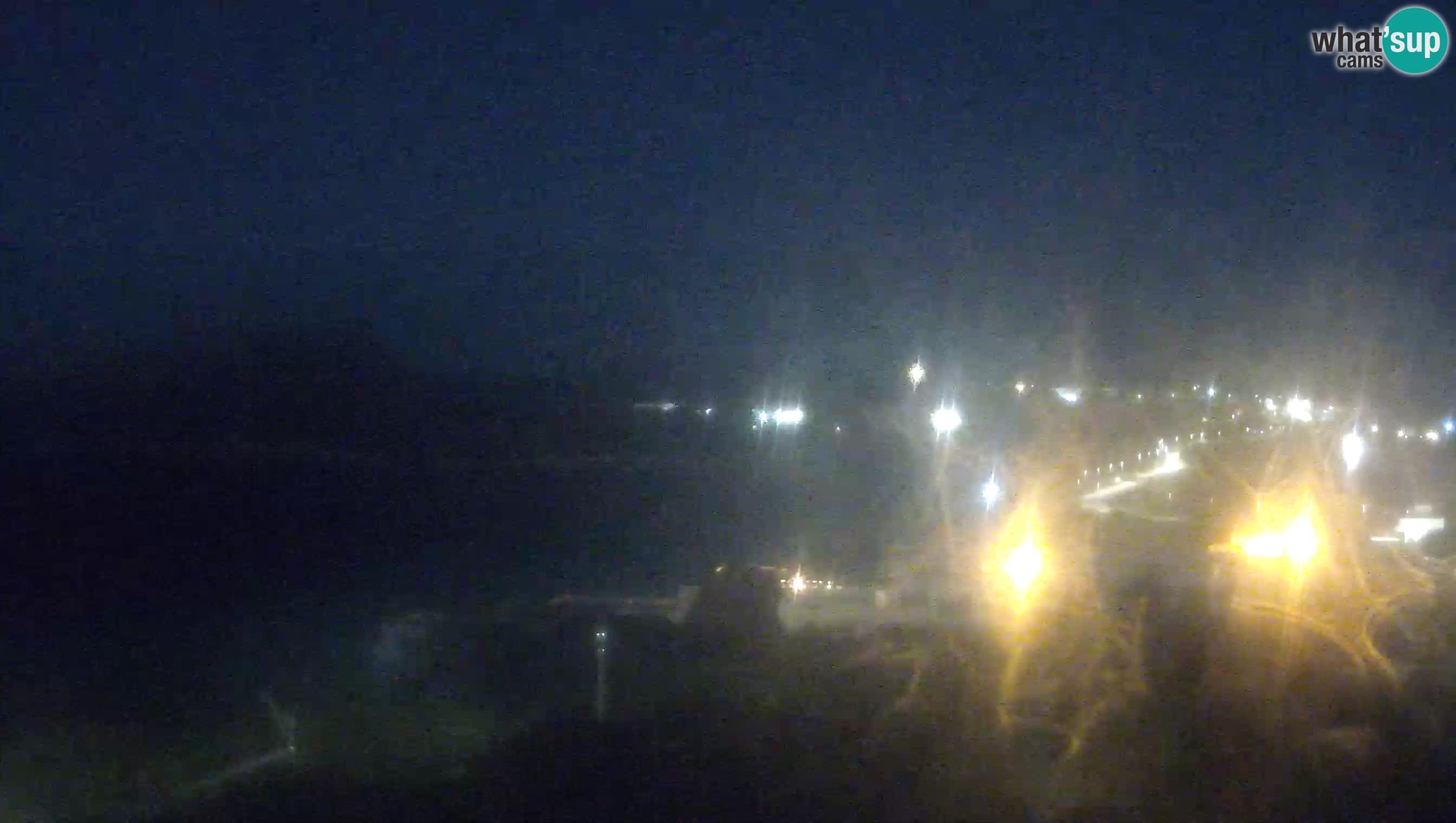 Live Webcam Capo Testa la spiaggia dei due mari – Santa Teresa Gallura – livecam Sardegna