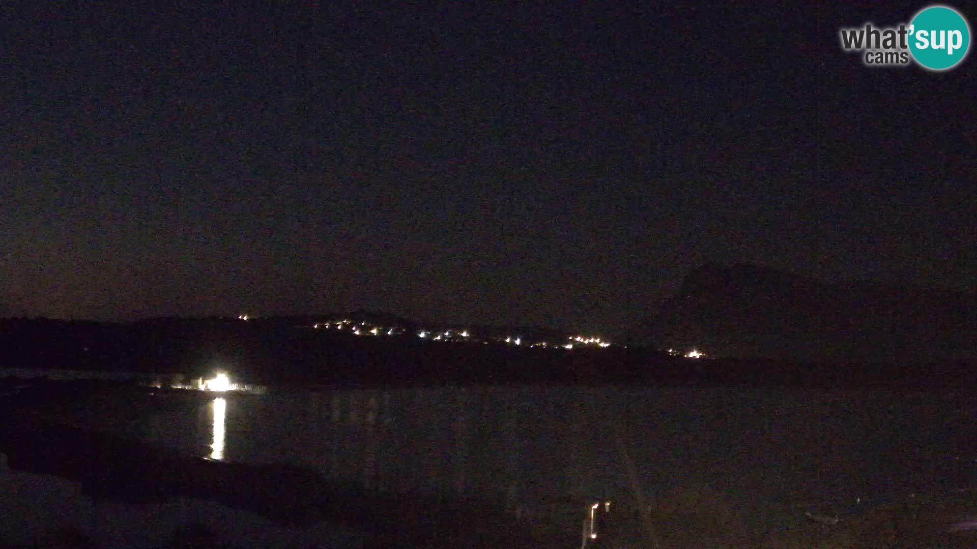 San Teodoro webcam – LU Impostu – Sardinien – Italien