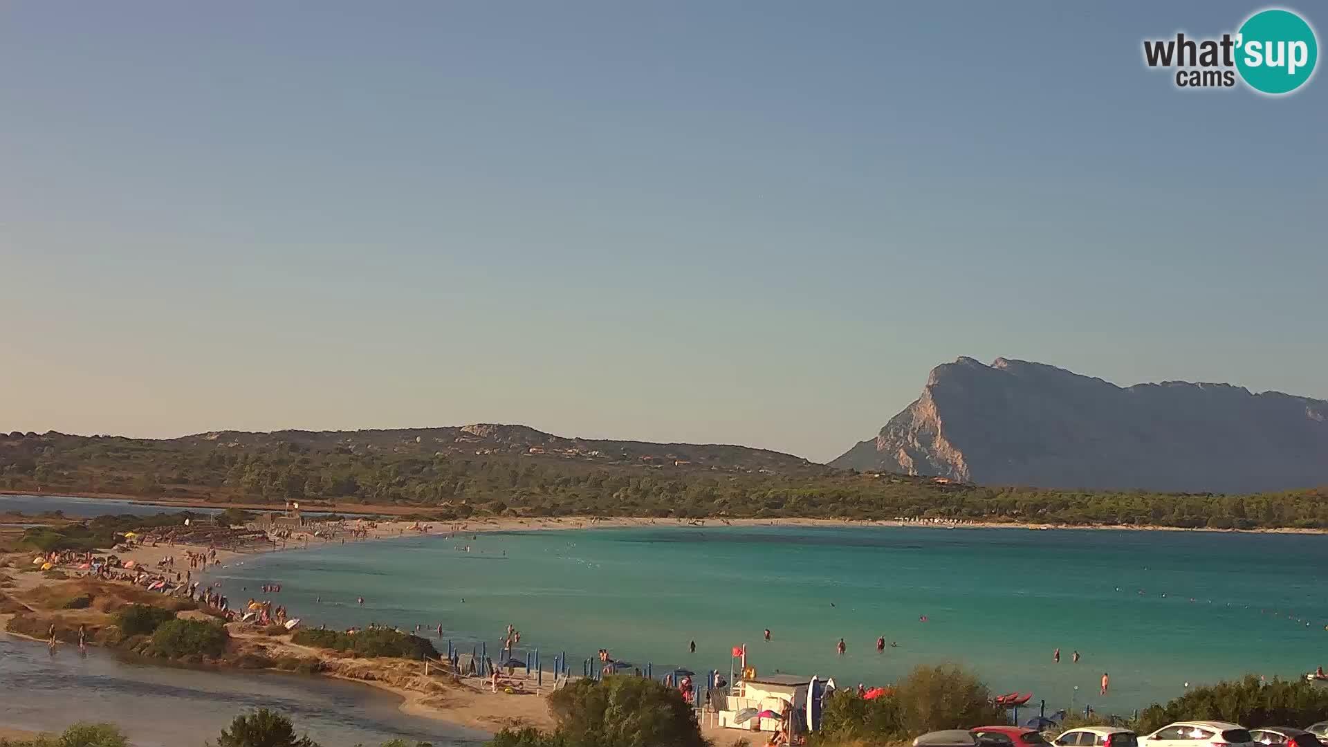 Web kamera San Teodoro – LU Impostu – Sardinija – Italija
