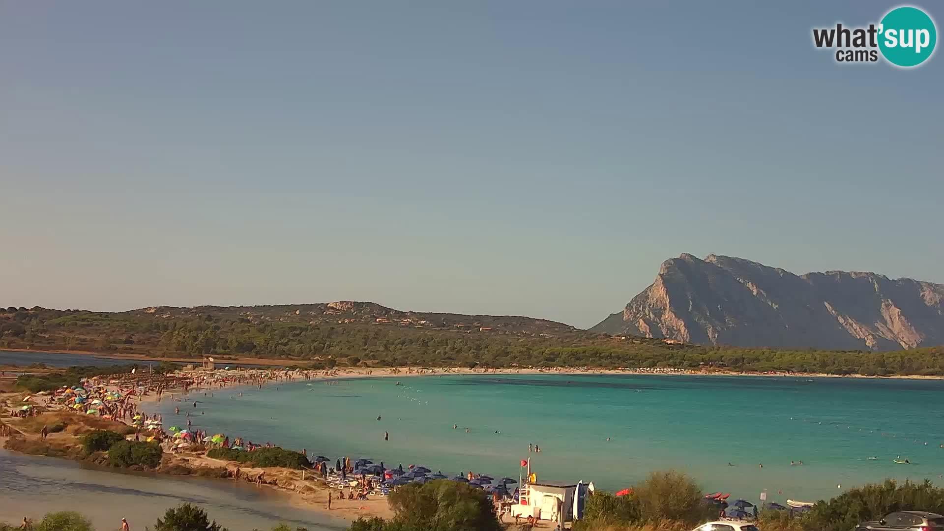Live Webcam San Teodoro – LU Impostu – Sardinia – Italy