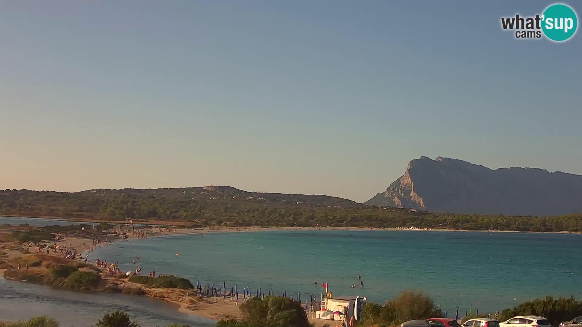 Spletna kamera San Teodoro – LU Impostu – Sardinija – Italija