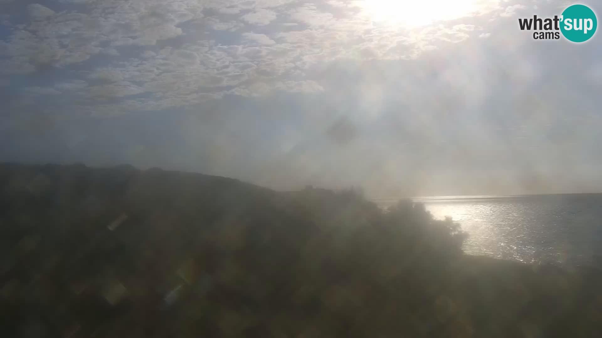 Webcam Sassari, Porto Ferro - What´s Up Cams