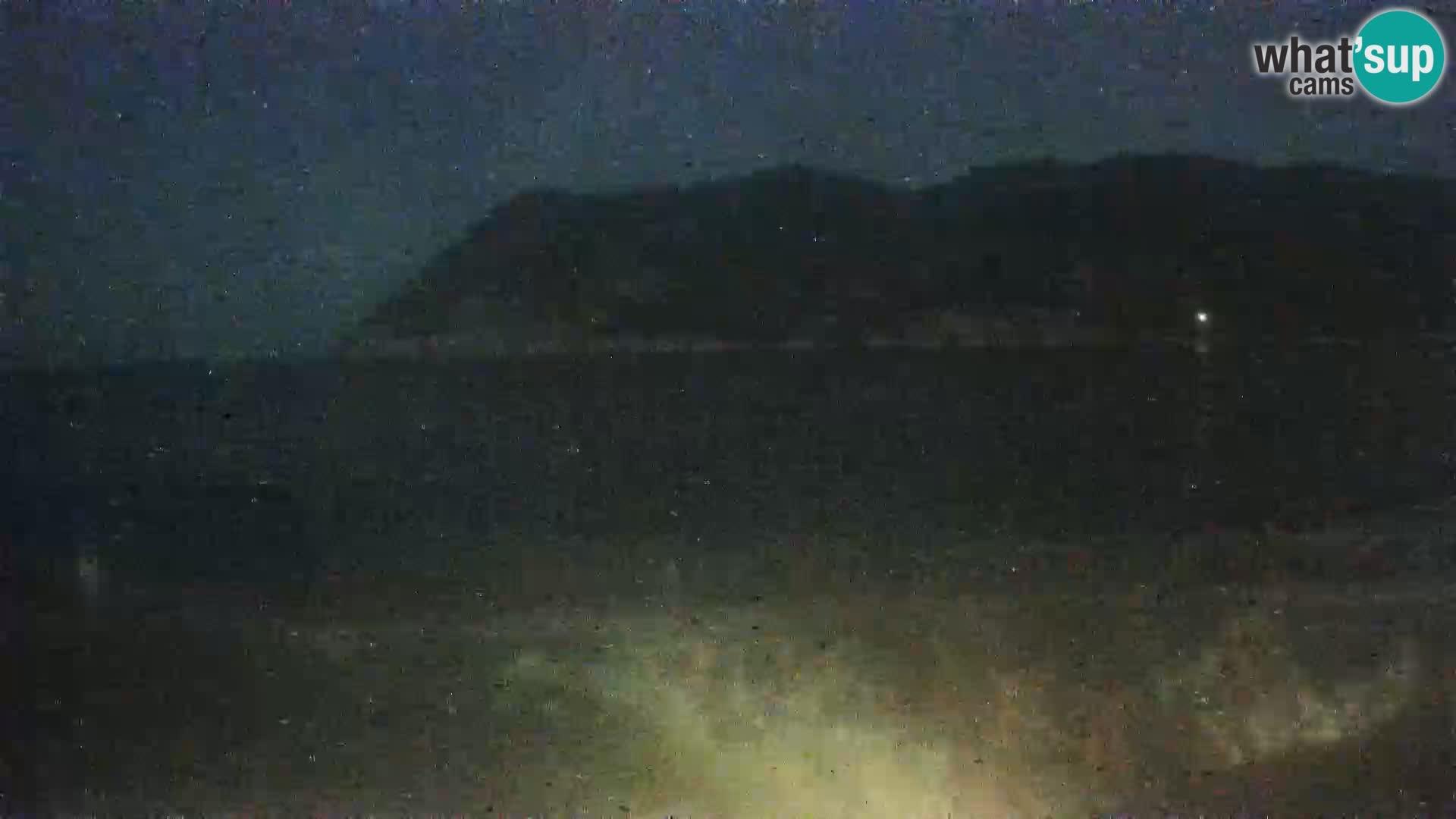 Porto Ferro webcam Sassari – Plages de Sardaigne Live cam