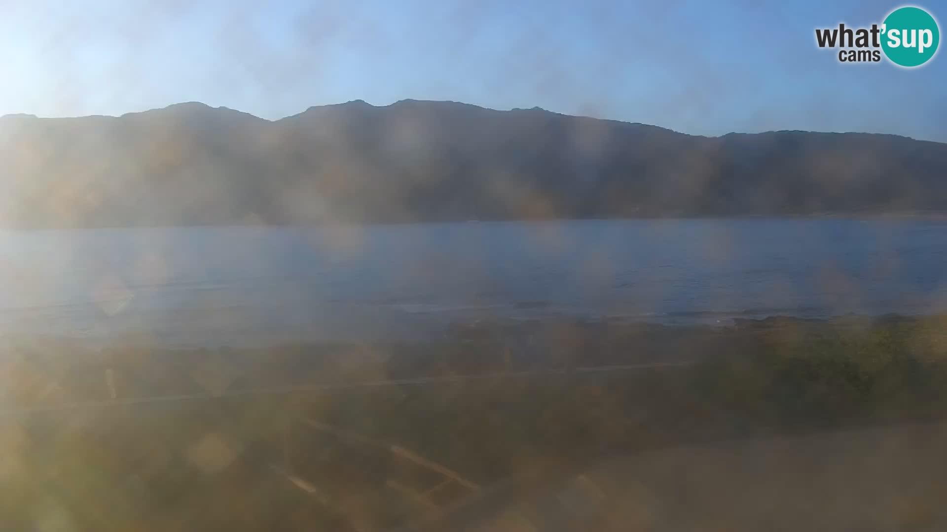 Spletna kamera Porto Ferro Sassari – plaže na Sardiniji v živo