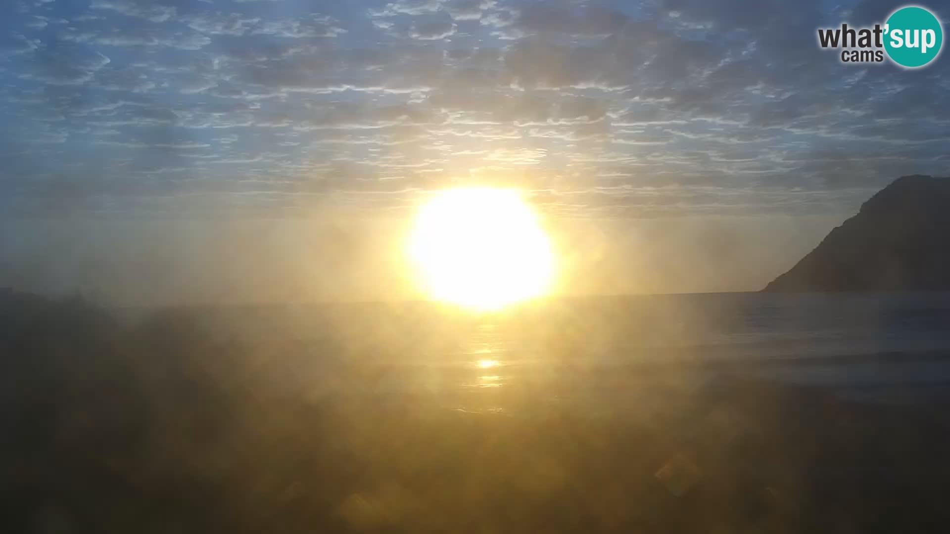 Web kamera Porto Ferro Sassari – plaže na Sardiniji u živo