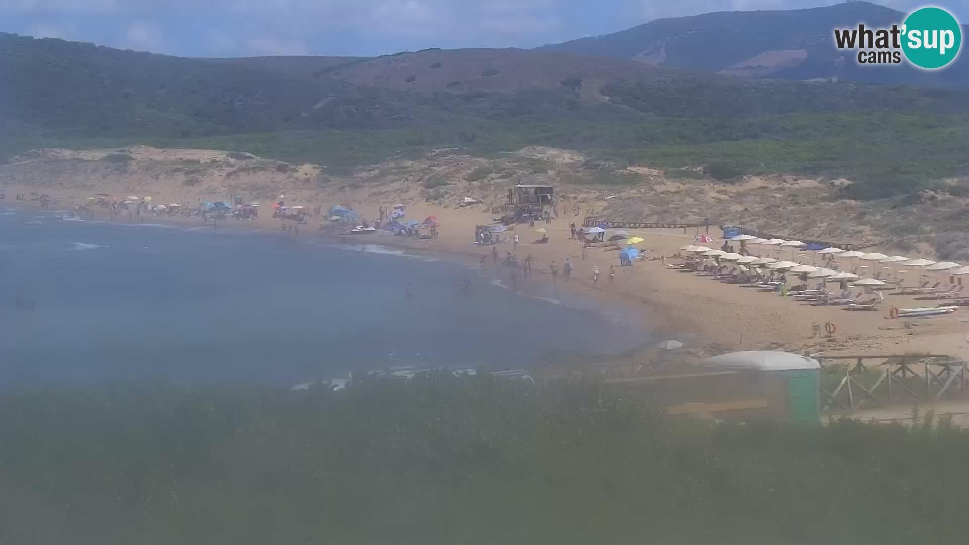 Porto Ferro webcam Sassari – Live cam spiagge Sardegna