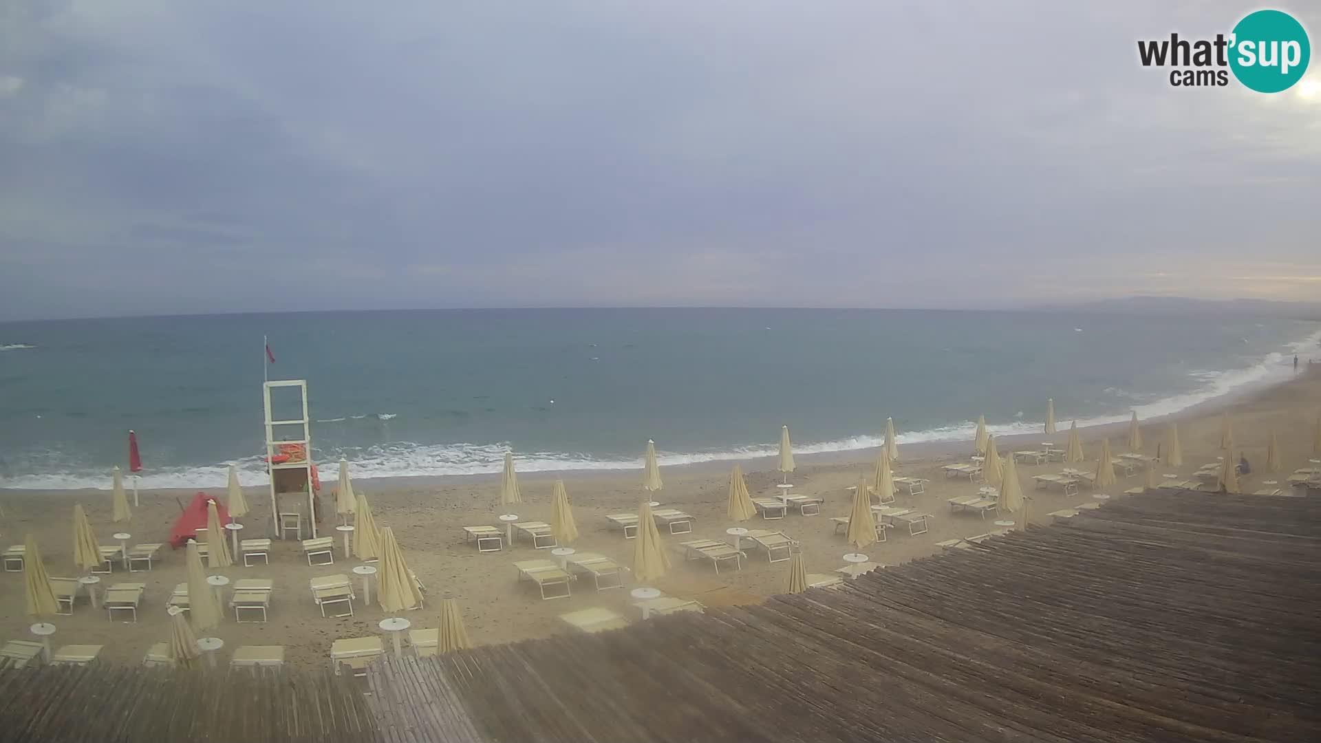 Live webcam Platamona beach – Sassari – Sardinia – Italy